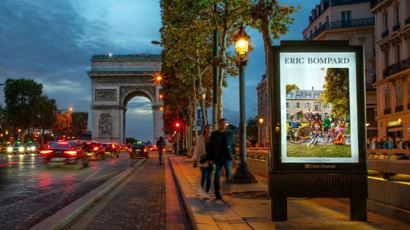 Dérouleur Mairie de Paris